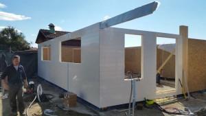 Case prefabbricate in legno Parma Cisanova
