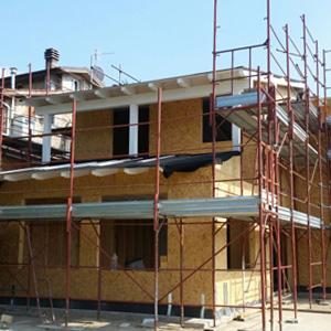costruzione case in legno a pannelli modena bologna preventivo