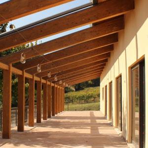 preventivo gazebo in legno giardino modena bologna