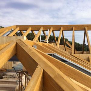progettazione tetti civili legno bologna modena