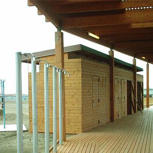 realizzazione stabilimenti balneari modena bologna