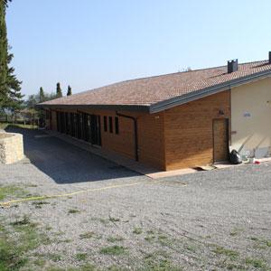 tetti industriali capannoni legno bologna modena