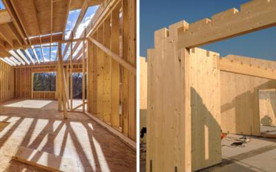 Pannelli X-Lam e struttura a telaio: cosa scegliere per la tua casa in legno