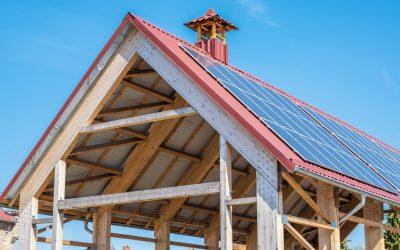 Case in legno: soluzioni abitative più sostenibili