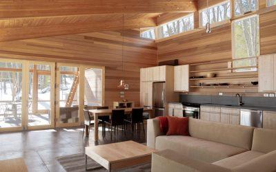 Il comfort abitativo delle case in legno: i fattori che lo influenzano