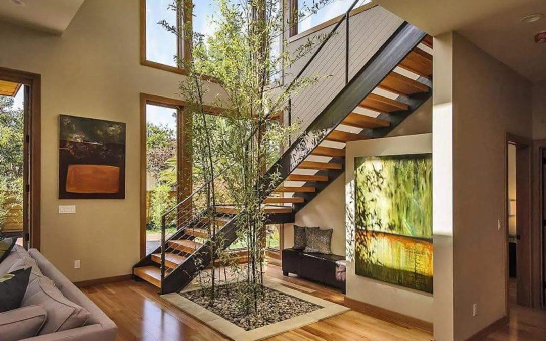 Qualità dell'aria nelle case in legno: benefici e sostanze nocive da contrastare